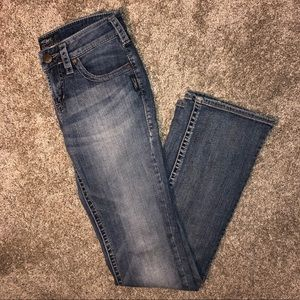 Silver | Bootcut Jeans